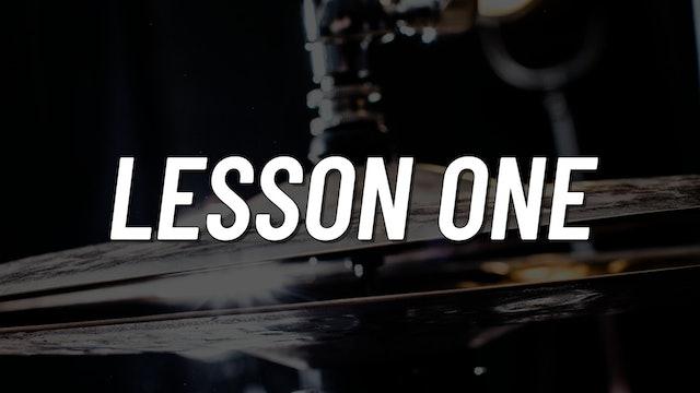 Advanced Gospel | Lesson 1
