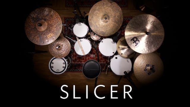 Slicer | Single Lesson