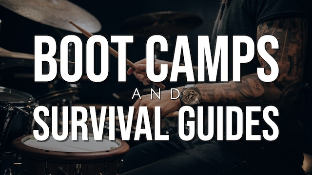 Boot Camps & Survival Guides