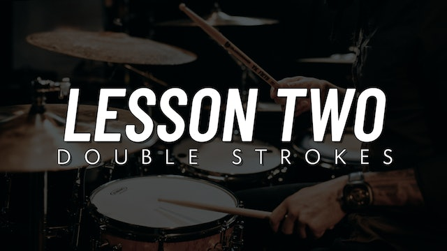 Rudiment Survival Guide | Lesson 2