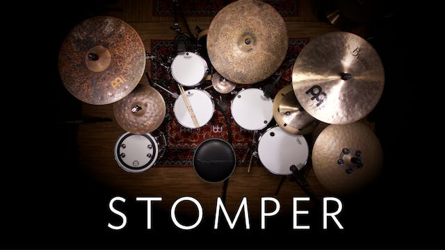 Stomper | Single Lesson