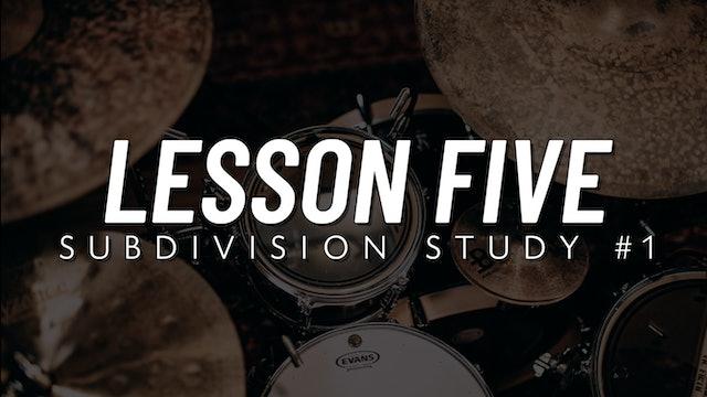 Advanced Fills | Lesson 5