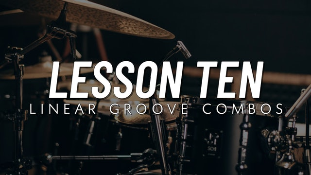 Intermediate Groove | Lesson 10