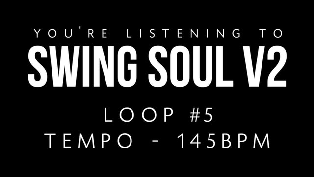 Swing Soul Vol. 2 | Loop 5