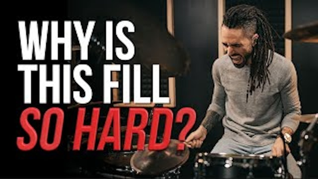 Why Is This Fill So Hard? | YouTube Lesson