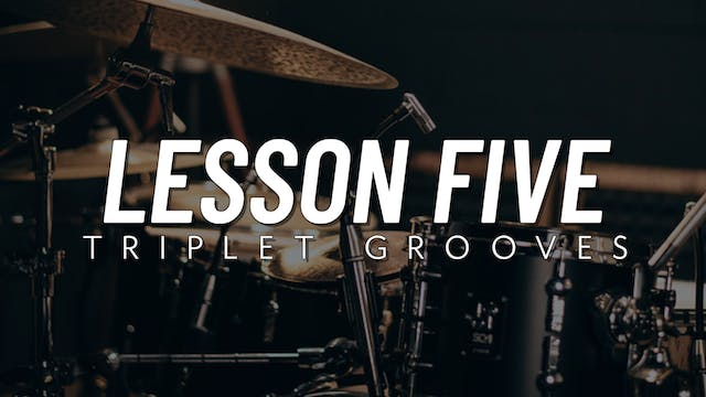 Intermediate Groove | Lesson 5