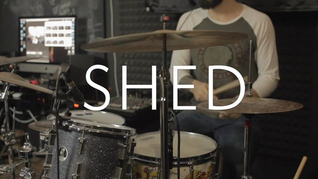 Shed Series 120 BPM