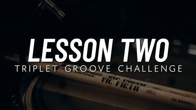 Advanced Groove | Lesson 2