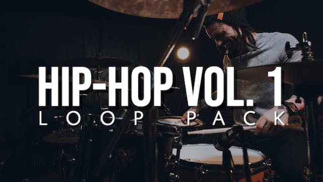 Hip Hop Volume 1 Loop Pack