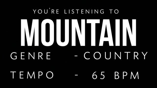 Mountain Practice Loop