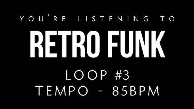 Retro Funk Loop 3