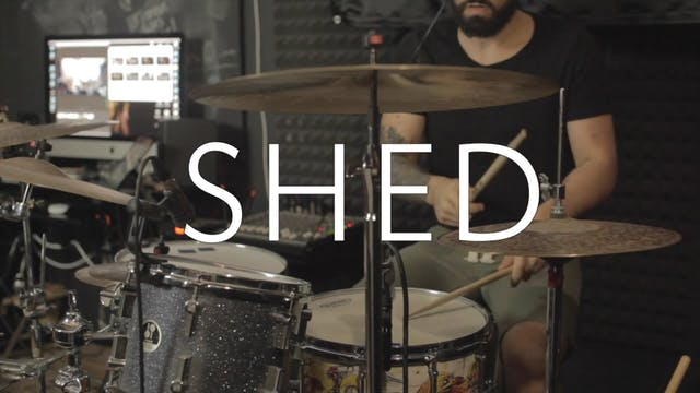 Shed Series 105 BPM
