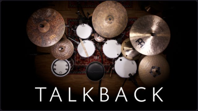 Talkback | Single Lesson