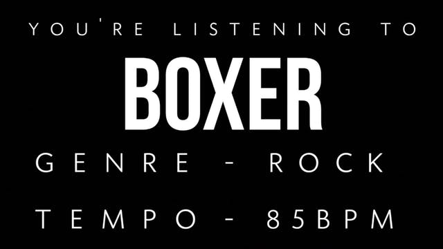 Boxer Practice Loop