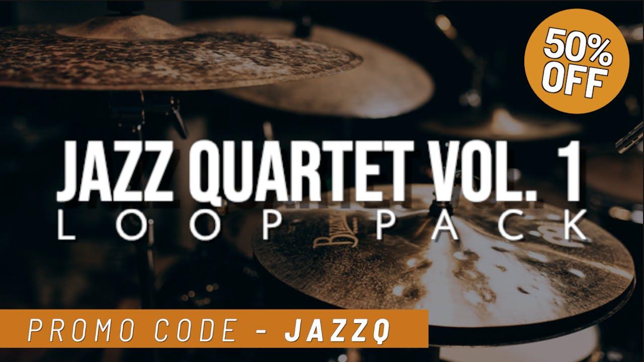 Jazz Quartet Volume 1 Loop Pack