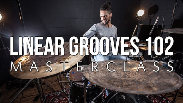 Linear Groove 102 Masterclass