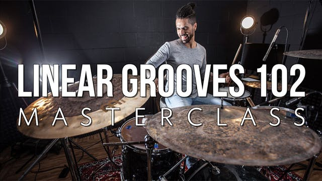 Linear Groove 102 Masterclass