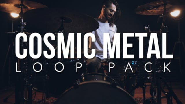 Cosmic Metal Loop Pack