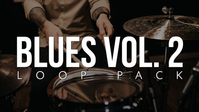 Blues Volume 2 Loop Pack