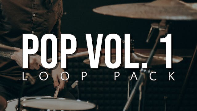Pop Volume 1 Loop Pack