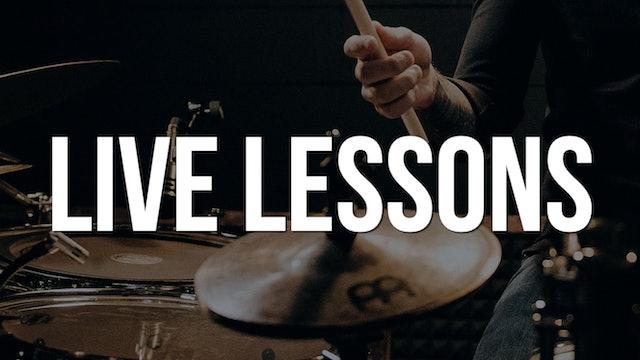 Live Lesson Archives