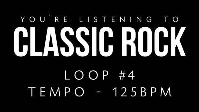 Classic Rock Loop 4