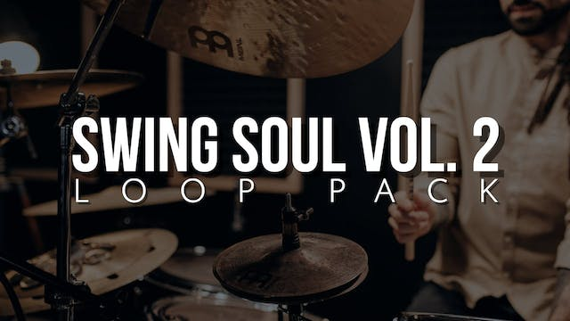Swing Soul Volume 2 Loop Pack