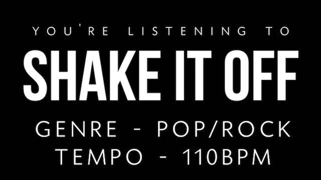 Shake It Off | Drumless Version