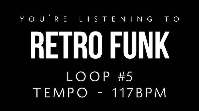 Retro Funk Loop 5