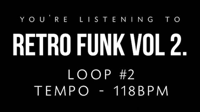 Retro Funk Vol. 2 - Loop 2