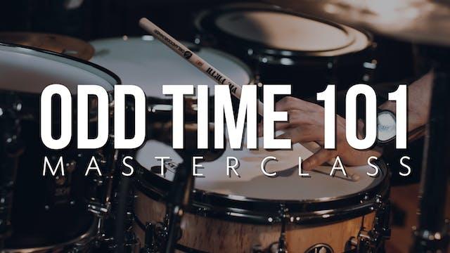 Odd Time 101 Masterclass