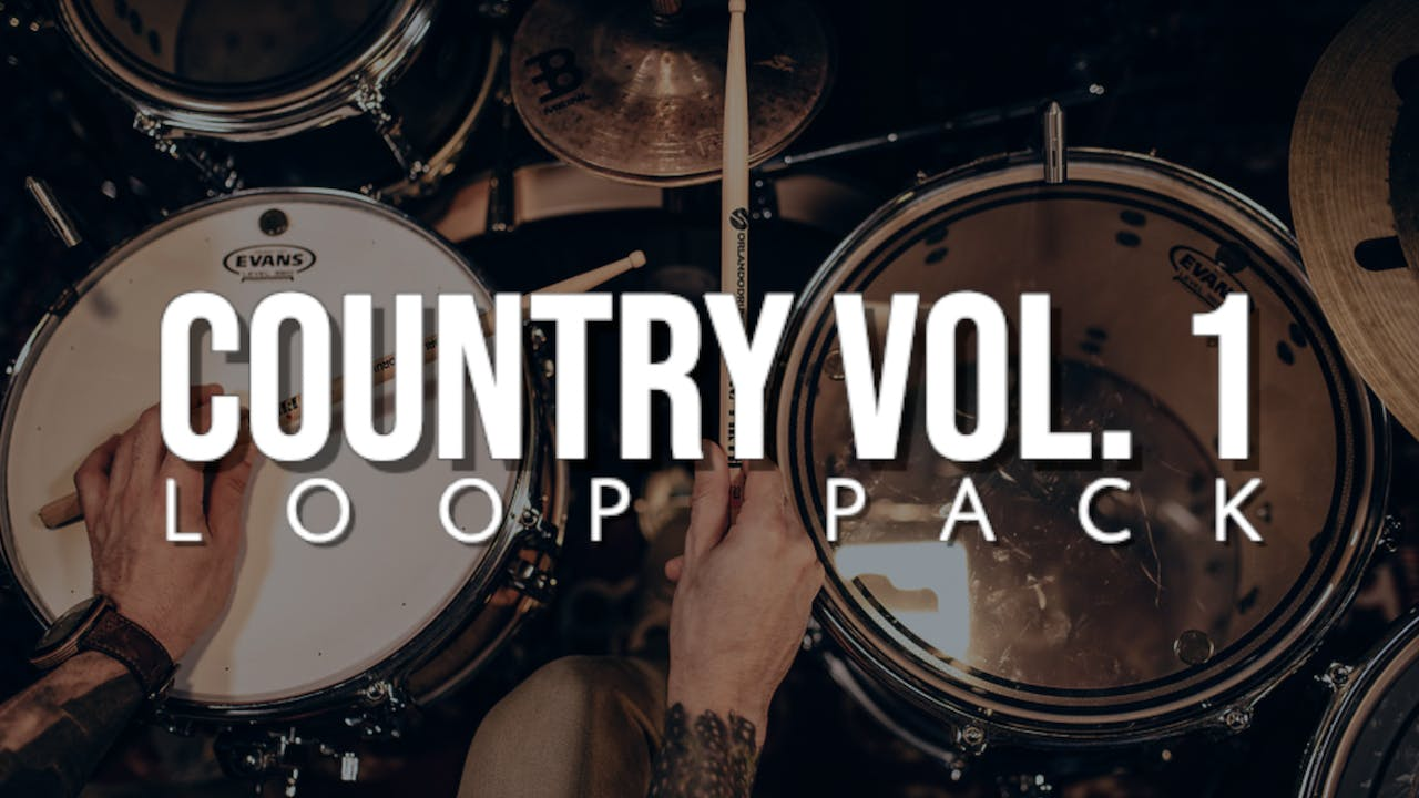 Country Volume 1 Loop Pack