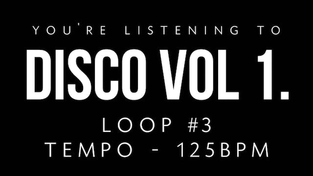 Disco Vol 1 - Loop 3