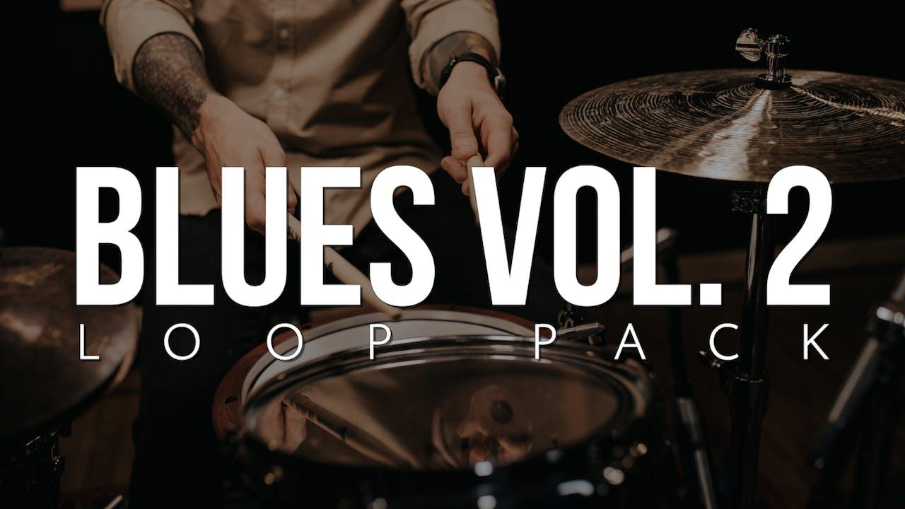 Blues Volume 2 Loop Pack