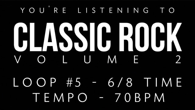 Classic Rock Vol 2 - Loop 5