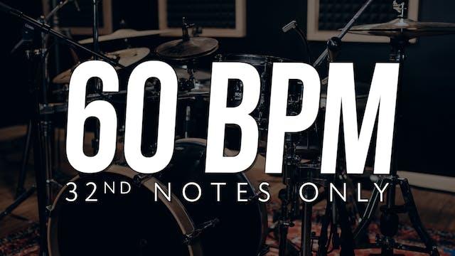 60 BPM | Shed Series V3