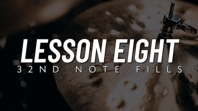 Intermediate Fills | Lesson 8