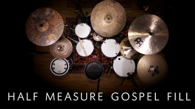 Half Measure Gospel Fill | Single Lesson