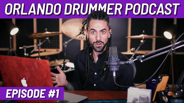 Orlando Drummer Podcast