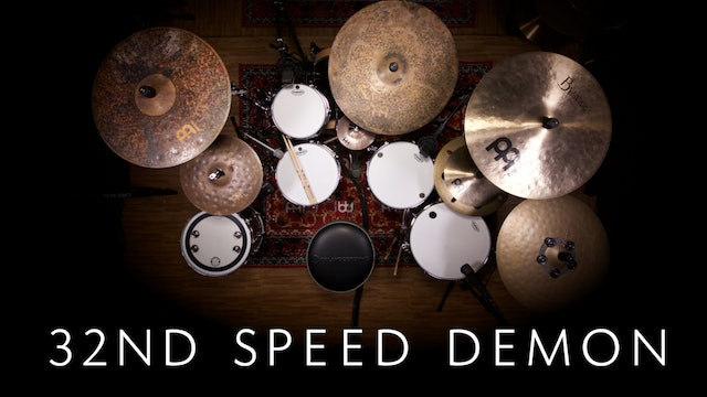 32nd Speed Demon | Single Lesson