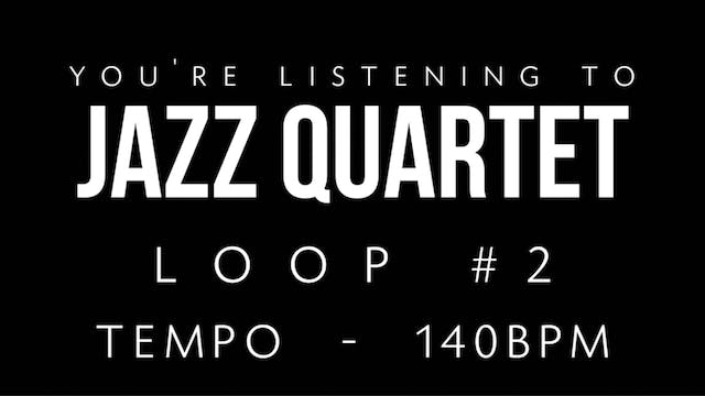 Jazz Quartet Loop 2