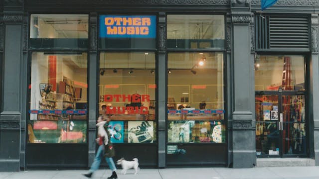 O Cinema Presents: OTHER MUSIC