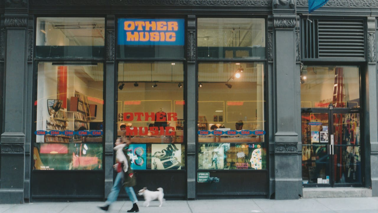 Spinning Jenny's Presents: OTHER MUSIC