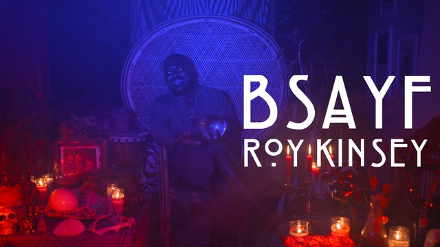 Roy Kinsey: BSAYF