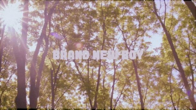 Brand New Boy by Brandon Markell Holmes