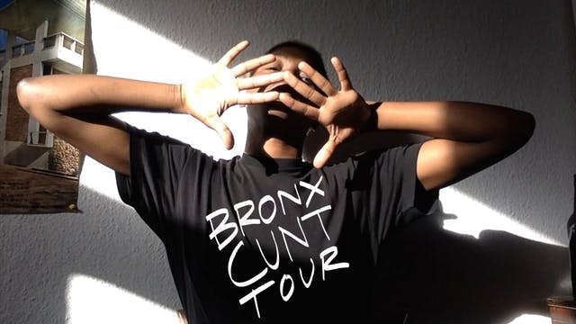 NIC Kay's Bronx Cunt Tour #LilBlk (Tr...