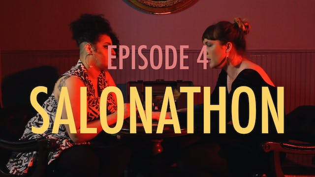 Afternoon Snatch: Salonathon (S1, E4)