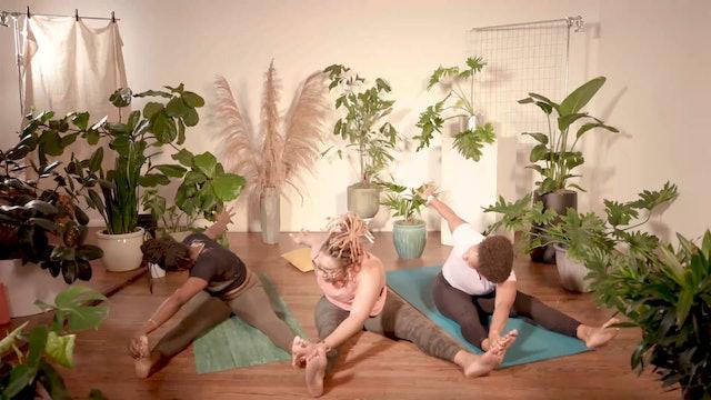 Forward Momentum Yoga Series