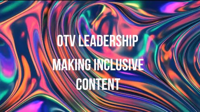 #4TheQulture - OTV Leadership: Making...