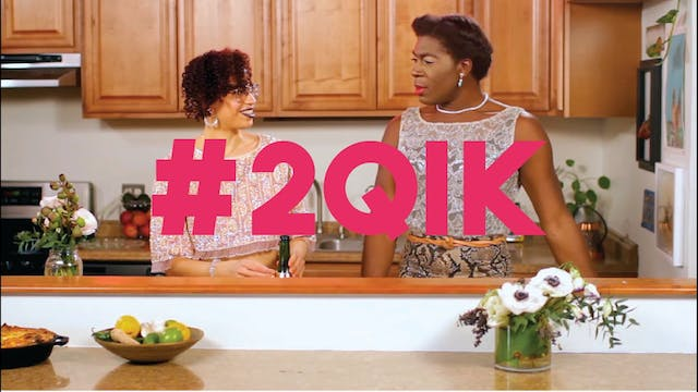 Two Queens in a Kitchen (Official Tra...